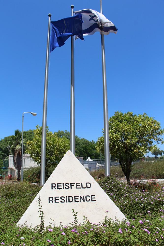 Reisfeld Residence